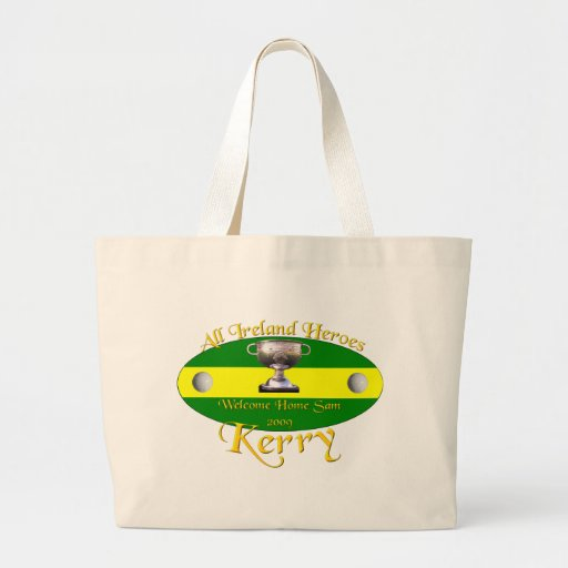 Kerry All Ireland Champions Bag