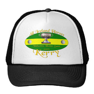 Kerry All Ireland Champions Cap