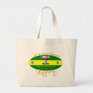 Kerry All Ireland Champions Jumbo Tote Bag