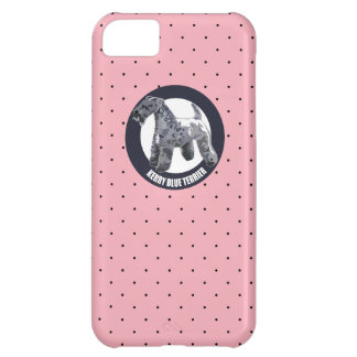 Kerry Blue Terrier iPhone 5C Covers