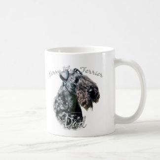 Kerry Blue Terrier Dad 2 Coffee Mug