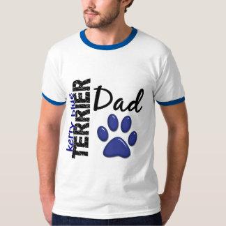 Kerry Blue Terrier Dad 2 T-Shirt