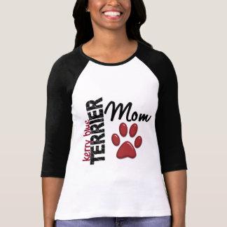 Kerry Blue Terrier Mom 2 Shirt