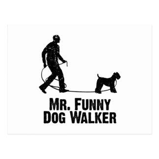 Kerry Blue Terrier Postcards