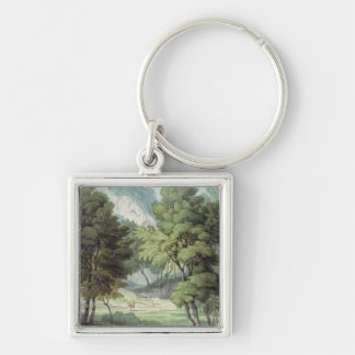Kerswell, Devon Key Ring
