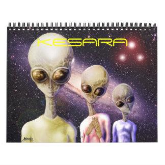 Kesara Calendars