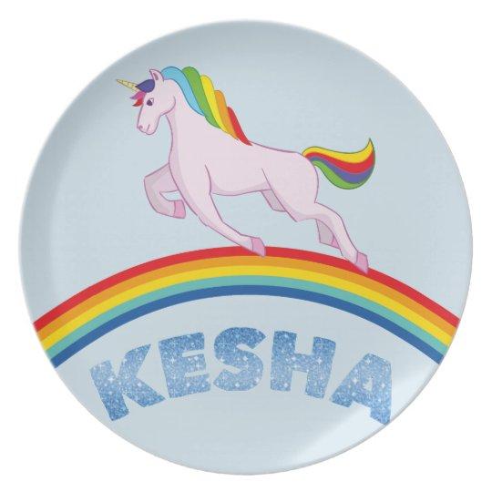 Kesha Plate for children