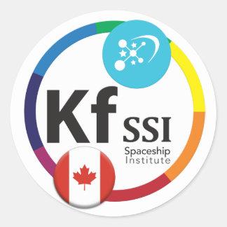 Keshe Foundation Canada Sticker
