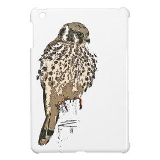 Kestral Bird Wildlife Animals Raptor Wetlands iPad Mini Case