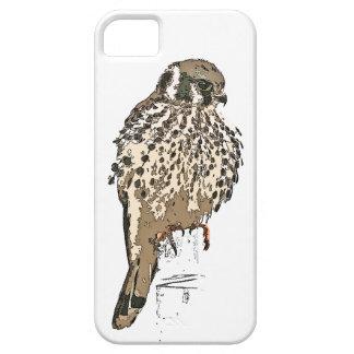 Kestral Bird Wildlife Animals Raptor Wetlands iPhone 5 Cover