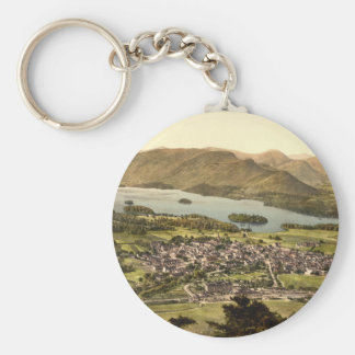 Keswick II, Derwentwater, Lake District, England Key Ring