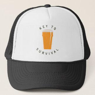 Ket To Survival Trucker Hat