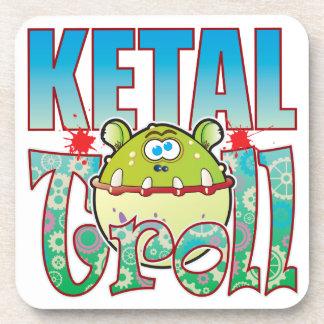 Ketal Troll Coasters