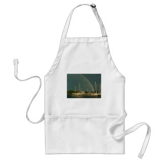 Ketch and Rainbow Standard Apron