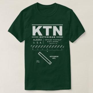 Ketchikan International Airport KTN T-Shirt