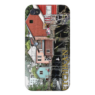 Ketchikan iPhone 4/4S Hard Shell Case Case For iPhone 4