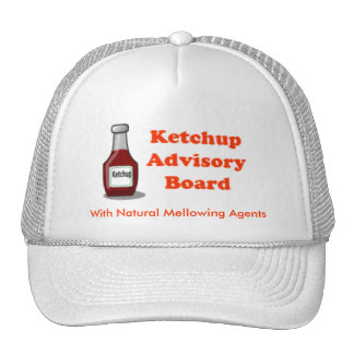 Ketchup Advisory Board Cap