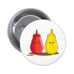 Ketchup and Mustard Button