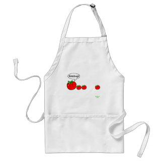 Ketchup Joke Apron