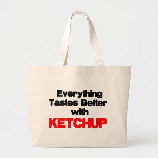 KETCHUP LOVER BAGS