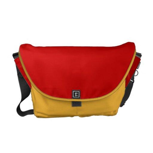 Ketchup & Mustard Satchel CC0000 Messenger Bag