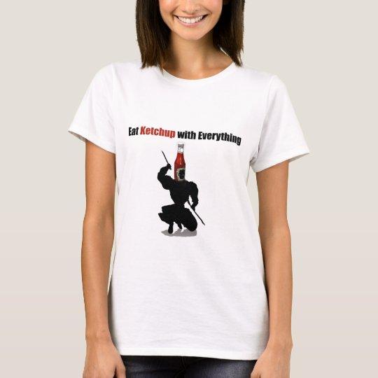 Ketchup Ninja T-Shirt