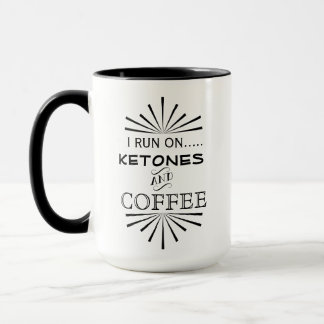 Keto Humour Coffee Mug