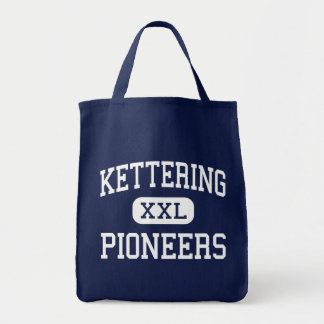 Kettering - Pioneers - High - Detroit Michigan Grocery Tote Bag