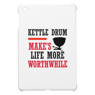 kettle drums design iPad mini covers