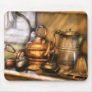 Kettle - Tea pots and Irons Mouse Mat