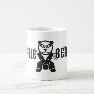 KettleBear - Panda Bear - Kettlebell Swing - Mug
