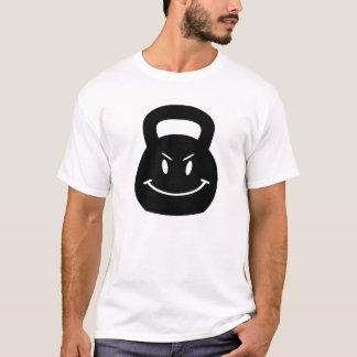 KETTLEBELL EVIL SMIRK T-Shirt