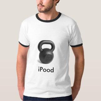 Kettlebell iPood T-Shirt