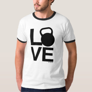 Kettlebell Love T-Shirt