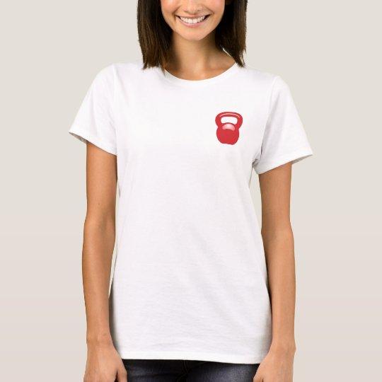 Kettlebell Red T-Shirt
