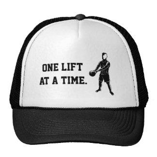 Kettlebell Weights Workout Fitness Motivational Cap