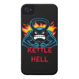 kettlehell Case-Mate iPhone 4 case