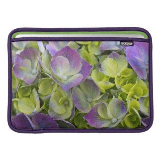 Keukenhof Garden Hydrangea MacBook Sleeve