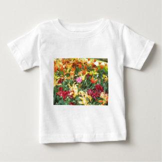 keukenhof gardens floral display, Holland Baby T-Shirt