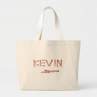 Kevin Bacon Large Tote Bag