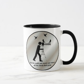Kevin Bird Photographer Mug