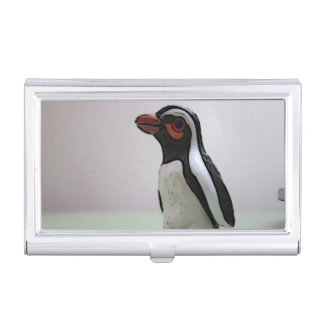 Kevin Cartooned Business Card Holder
