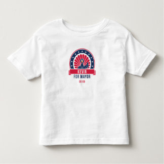 Kevin for Mayor 06109 Kid's and Baby Apparel Toddler T-Shirt