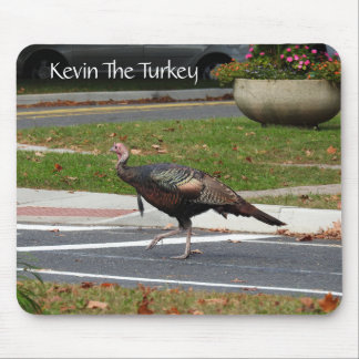 Kevin The Turkey -Old Wethersfield, CT Mouse Mat