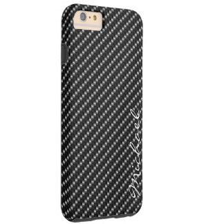 Kevlar Carbon Fiber Tough iPhone 6 Plus Case