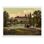 Kew Gardens, the museum, London and suburbs, Engla