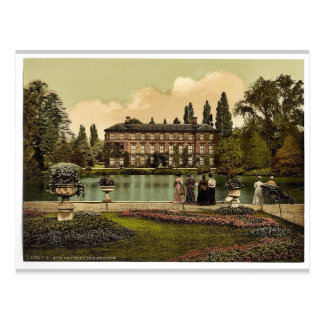Kew Gardens, the museum, London and suburbs, Engla Postcards