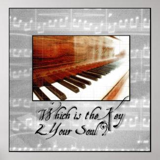 Key 2 Soul Poster