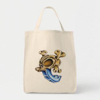 key canvas bag
