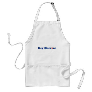 Key Biscayne with Heart Standard Apron